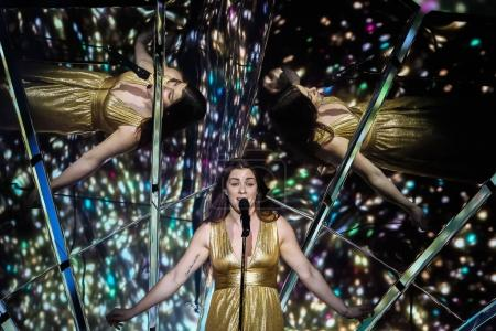 Lucie Jones from United Kingdom Eurovision 2017