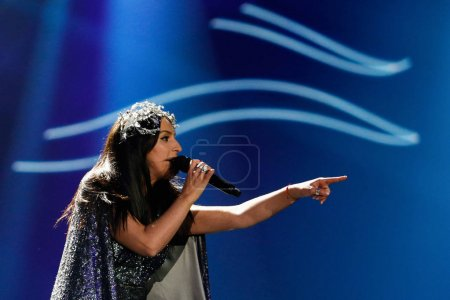 Jamala from Ukraine eurovision 2017