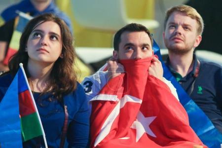 Fans of Salvador Sobral Eurovision 2017