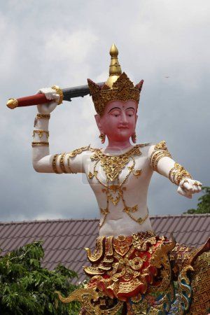 Sculpture, architecture and symbols of Buddhism, Thailand