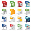 Filetype Icon in 3 D...