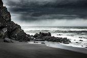Freshwater Rocks Beach California Pacific Coast