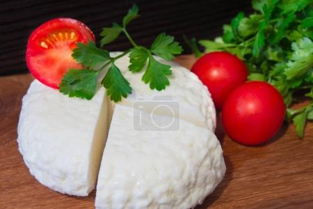 Fresh cheese with excellent taste and aroma. Chees...