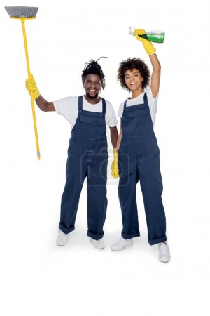 african american cleaners