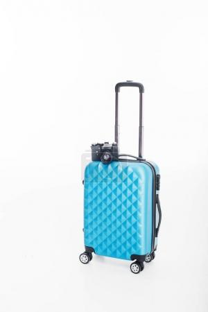 Luggage bag and camera
