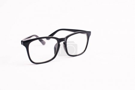Photo for Modern glasses isolated on white with copy space - Royalty Free Image