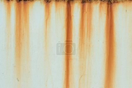 Photo for Close-up view of old rusty metal industrial background - Royalty Free Image