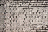 """Постер, картина, фотообои """"white brick wall background"""""""