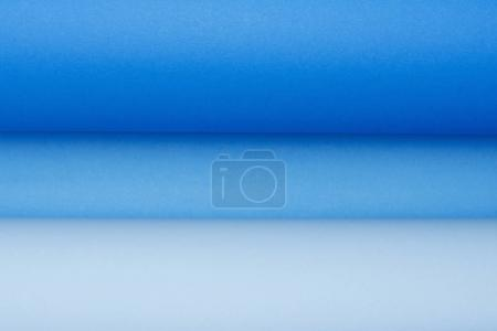 Photo for Blue and light blue colored background - Royalty Free Image