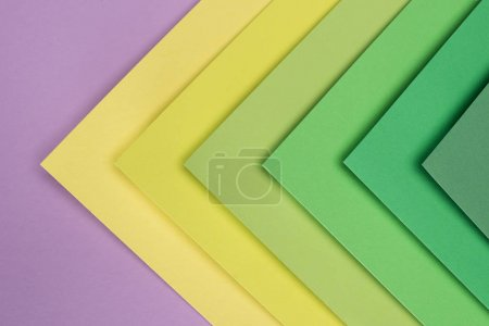green, yellow and purple pastel background