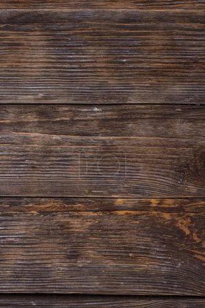 Foto de Textura de madera rústica vertical con tablones - Imagen libre de derechos