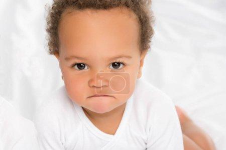 african american toddler boy