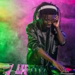african american DJ