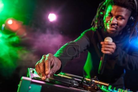 african american club DJ