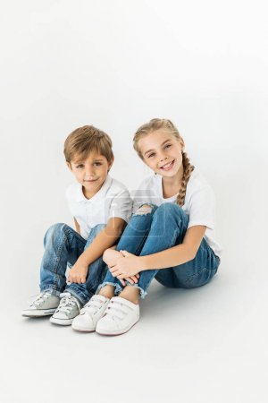 adorable little children
