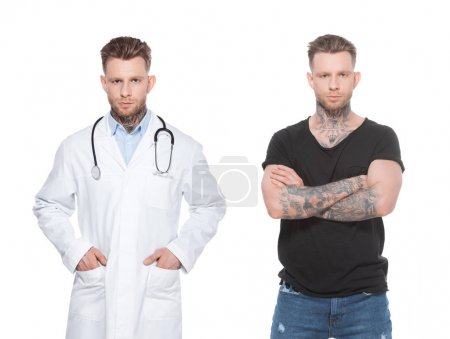 tattooed doctor