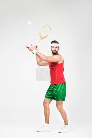 Tennis retro