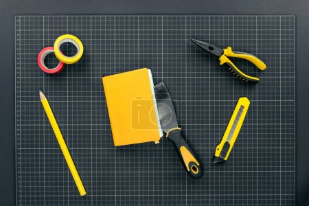 Notebook and reparement tools