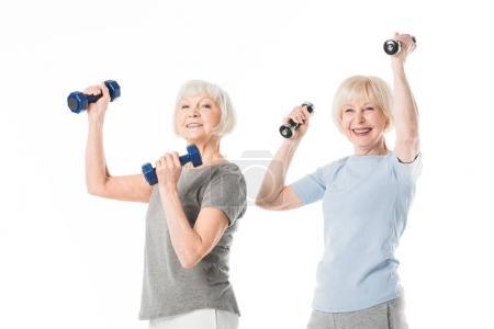 Senior sportswomen