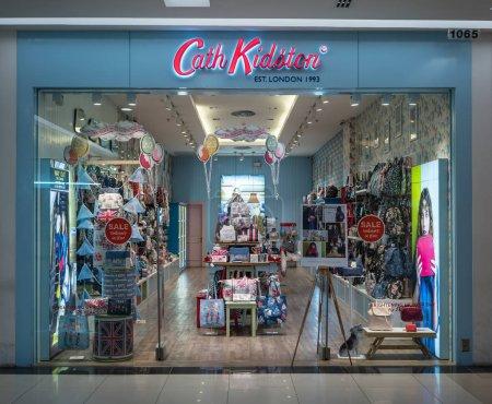 Cath Kidston shop at Fashion Island, Bangkok, Thailand, Mar 22,