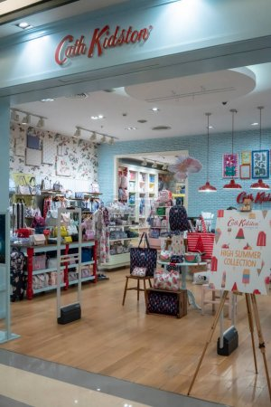 Cath Kidston shop at Central Rama9, Bangkok, Thailand, April 30,