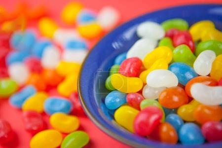Jelly beans candy sweets
