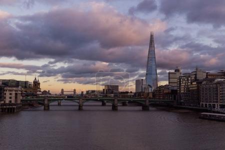 London cityscape skyline