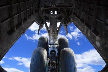 Airplane landing gear