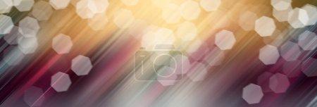 Foto de Abstracto colores de fondo con efecto de desenfoque - Imagen libre de derechos