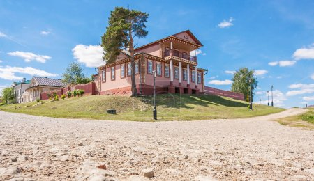 Houses of the tradesman Medvedev in Sviyazhsk