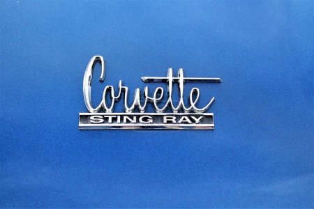 Chevrolet Corvette C1 Sting Ray