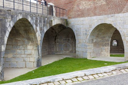 Citadelle of Besancon,  Doubs, Bourgogne-Franche-Comte, France