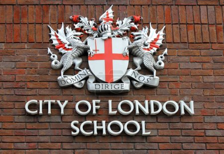Coat of arms of the City of London School