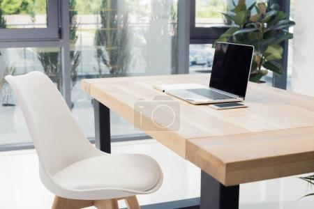 digital devices on workplace