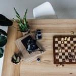 Creative workplace concept