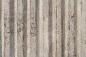 reinforced concrete wall