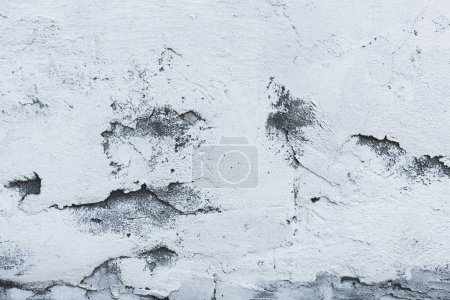 Photo for Rough weathered concrete wall background - Royalty Free Image