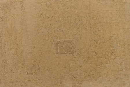 Photo for Close-up view of blank brown wall texture - Royalty Free Image