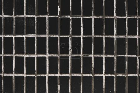 black tiles background
