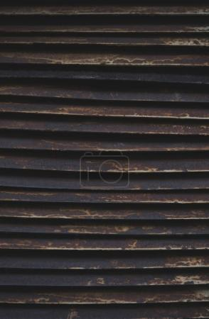 rusty grid texture