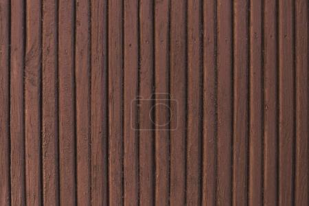 Foto de Vista cercana de fondo de tablas de madera marrón - Imagen libre de derechos