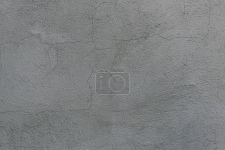 Photo for Old gray concrete wall textured background - Royalty Free Image