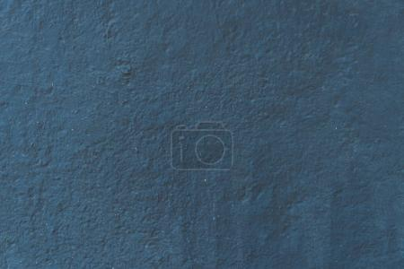 Photo for Full frame of blue scratched wall texture - Royalty Free Image