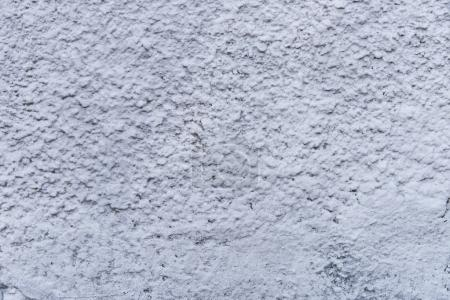 Photo for Close-up view of rough weathered white wall texture - Royalty Free Image