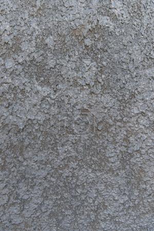 Photo pour Vue rapprochée du mur rugueux altéré fond texturé - image libre de droit