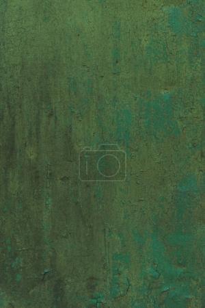 Photo pour Fond texturé mur vert rayé - image libre de droit