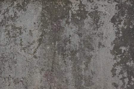 Photo for Close-up view of gray concrete wall textured background - Royalty Free Image