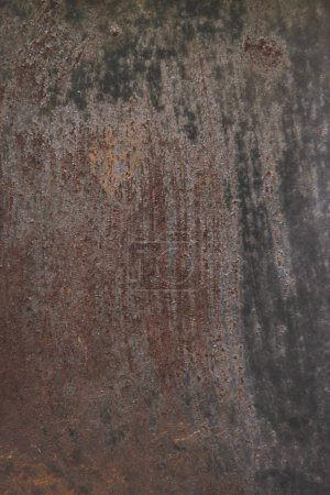 rusty metallic surface