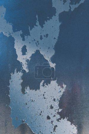 weathered blue background