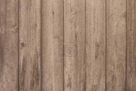 Photo for Close-up view of grey wooden planks textured background - Royalty Free Image